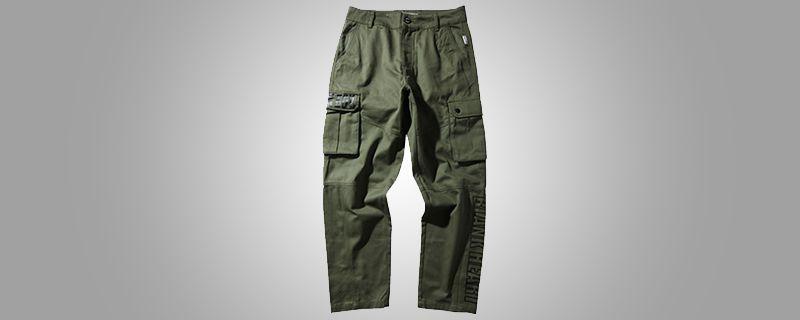 军绿色工装裤配什么上衣1.jpg