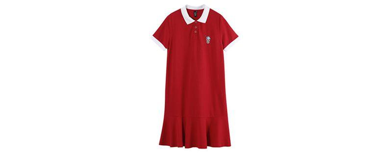 红色裙子配什么颜色上衣1.jpg