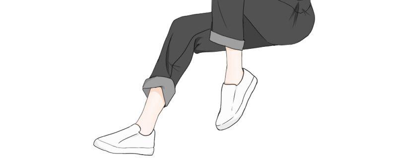 阔腿裤配衣服禁忌 选对上衣怎么穿都好看