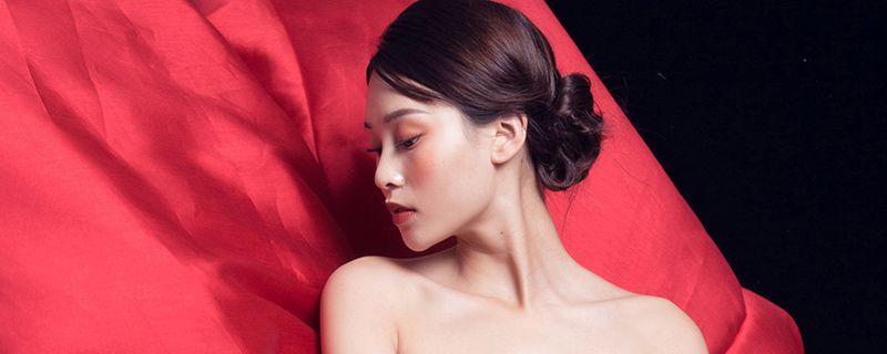 韩式盘发简单发型-轻博客