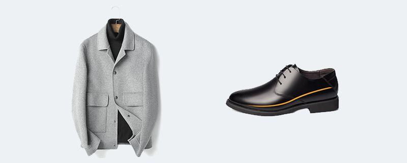 风衣和鞋子的搭配.jpg