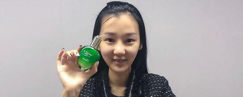 洋甘菊的美容护肤功效图片