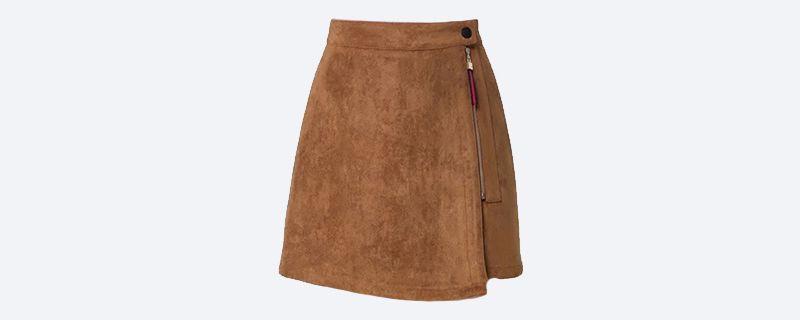 棕色裙子配什么颜色上衣