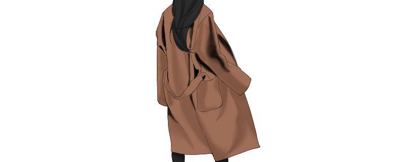 毛呢大衣可以蒸汽熨烫吗插图