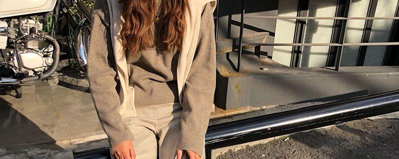 米色裤子配什么鞋子插图