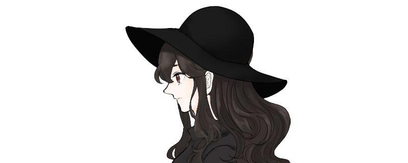 帽子后面的带子怎么系插图