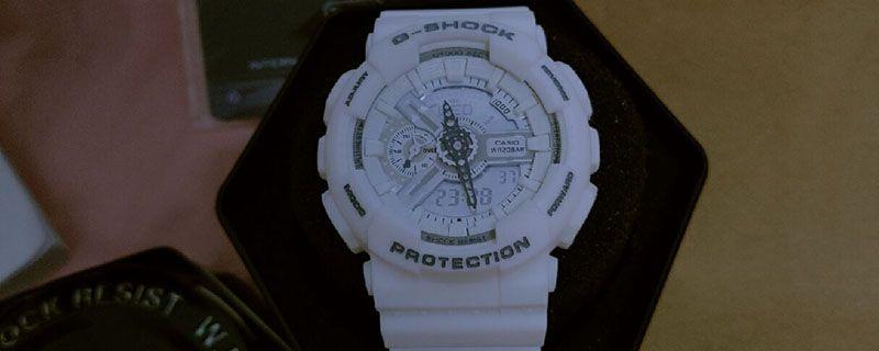 卡西欧gshock手表怎么关闭闹钟-轻博客