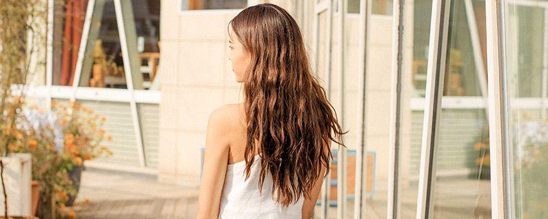 烫完头发后几天可以洗插图